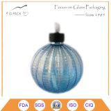 Supporto di candela di vetro di Colorized, lanterna della candela