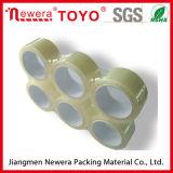 ширина OPP 50mm освобождает упаковывая ленту для запечатывания коробки