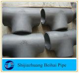 Het Gelijke T-stuk B 16.9 van de Montage van de Pijp van het roestvrij staal 304/304L