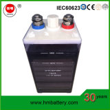 Никель утюг/Ni-Fe батареи аккумуляторная батарея/солнечные энергетические системы хранения аккумулятор 1,2 В 250Ah