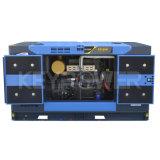 Produção de eletricidade Diesel do gerador silencioso de 25 quilowatts