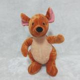 Stuk speelgoed van de Kangoeroe van de Pluche van de Kangoeroe van de baby het Stuk speelgoed Gevulde voor de Giften van de Bevordering