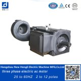 Marcação CQC ISO 15kw 380V 25Hz Motor AC do ventilador elétrico