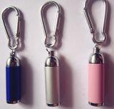 4084 - 알루미늄 Flashing LED Torch Keychain (경험 15 년)
