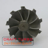 Asta cilindrica della rotella di turbina di Gt2052V 434883-0001