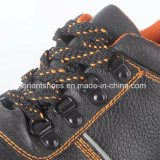 Zapatos de seguridad estándar unisex inyectados PU superventas S3 Snb1914