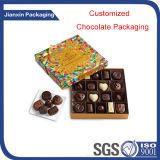 De aangepaste Elegante Plastic Verpakking van de Chocolade