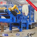 China Mobile-Bergwerksmaschine-Schleifmaschine-Zerkleinerungsmaschine pflanzen