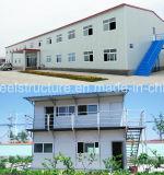 Almacén estructural de acero prefabricado vertido con Niza precio