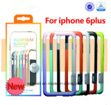 China PC+TPU suave colorido barato al por mayor impermeabiliza las cajas del teléfono celular para la cubierta móvil 6s del iPhone 6