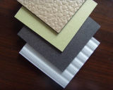 Aludong Vqrious colores aluminio panel compuesto para diferentes usos