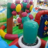Parcours à obstacles incroyables gonflable