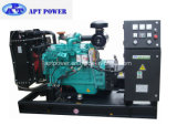 Открытого типа 150ква дизельный генератор с дизельным двигателем Cummins Dcec установить