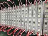 5050 3chips 0.72Wは文字を広告するためのLEDのモジュールを防水する