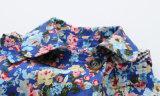 O fato da forma caçoa o revestimento & o revestimento Windproof para a roupa das meninas