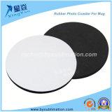 Rubber Onderlegger voor glazen voor Ceramische Mok (vierkant/ronde)