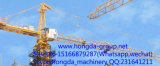 Hongdaのグループのタワークレーン- Tc6516 (10トン)