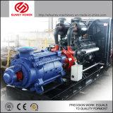 高圧の潅漑のためのディーゼル機関の水ポンプ