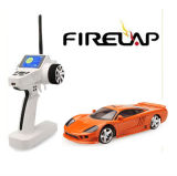 Firelap 1/28의 소형 4WD 전기 장난감 차 가치 취미