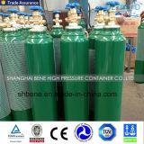 O melhor cilindro de gás de aço de alta pressão do cilindro do preço Wp150bar Tp250bar