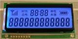 파란 부정적인 도표 132X64 LCD 위원회
