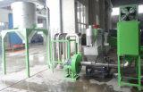 Riga di riciclaggio di lavaggio calda della bottiglia di plastica