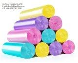 Выполненное на заказ высокое качество пластичный мешок упаковки отброса печатание цвета