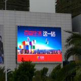 Écran de publicité polychrome extérieur d'Afficheur LED de centre commercial (ccc)
