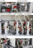 Maquinaria de PVC Curva automática Máquina de cantos de madera