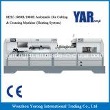 Machine de découpage de série de Mhc et se plissante automatique avec éliminer avec le système de chauffage