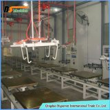 Línea electroforética del equipo de la pintura del cátodo para los metales