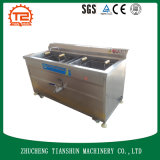 Sterilizer do ozônio na arruela vegetal Uesd para o processamento vegetal Tsxc-15