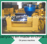 máquina caliente de la prensa de petróleo de núcleo de palma 300-500kg/H