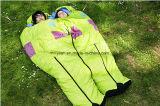 Saco de dormir para baixo impermeável, Inverno Saco de dormir, Múmia Saco de Dormir
