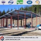 Sinoacme Сборные стальные рамы портала склад для хранения