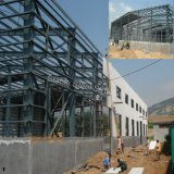 Structure métallique d'entrepôt avec le meilleur prix