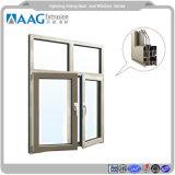 90 алюминиевая дверная рама перемещена двери и окна для наружной стены