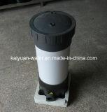 Carcaça de filtro do cartucho dos filtros em caixa de água/filtro de segurança