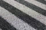 Esteira dobro de venda quente da bobina da cor do PVC 2017 com revestimento protetor preto da espuma (3G-4BES)