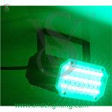 단계 스트로브 빛을%s 소형 LED 이동하는 맨 위 빛