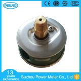 2.5inch63mm Fabrikant van de Maat van het Roestvrij staal de Isometrische met de Olie van het Silicone