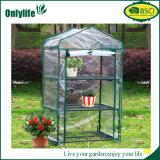 Onlylife Foldable 쉽게 조립된 투명한 정원 농업 온실