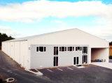 Hangar de la estructura de acero/edificio de la estructura de acero (SSW-447)