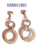 高品質のイヤリング(HAB041901)