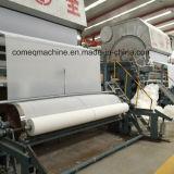 A estrenar papel higiénico de papel que hace la máquina 1880