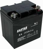 Загерметизированная свинцовокислотная батарея для UPS-12V24ah (EA12-24)