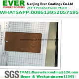 Polvere elettrostatica dello spruzzo Ral8024 che ricopre la vernice termoindurente della polvere