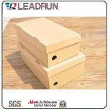 El casquillo de papel de la falda de los zapatos de la camisa arropa la caja de cartón de papel de empaquetado del regalo de la caja de embalaje (YLS106)