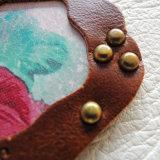 Настраиваемые ткани кожи патч для джинсов (PA-13001)