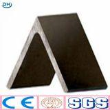 Acciaio di angolo dell'acciaio Q235 Q345 Ss400 di angolo del carbonio